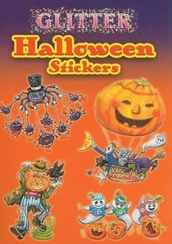 Download Glitter Halloween Stickers (Dover Little Activity Books Stickers) ebook