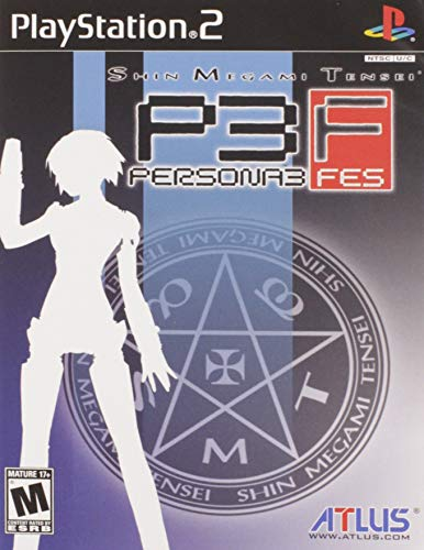 Shin Megami Tensei: Persona 3 FES – PlayStation 2