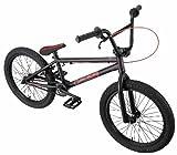 Eastern Bikes Piston BMX Bike (Matte Black, 20-Inch)