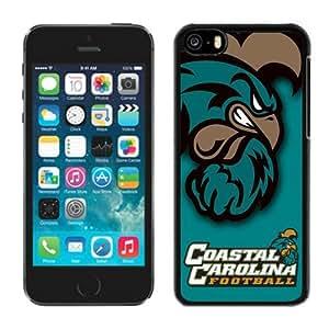 New Iphone 5c Case Ncaa Big South Conference Coastal Carolina Chanticleers 6