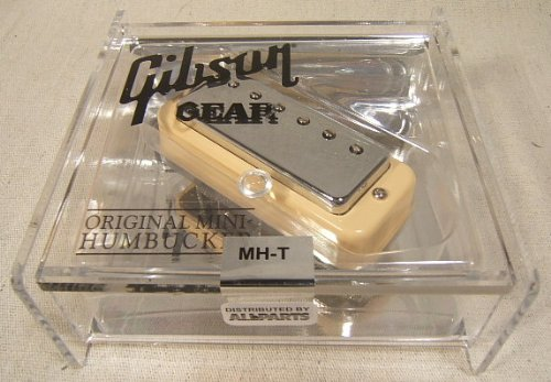- Gibson Gear IMMHT-CH Mini-Humbucker Treb Chrome