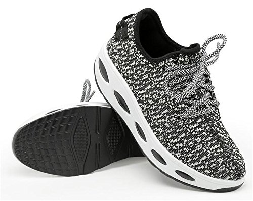 Black Increasing Sneaker Shoes Thick Canvas Shoes pit4tk Girl Shake Woman Walking Shoes Sports Soled Women Shoes txUyqwZ1