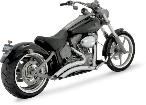 Vance And Hines Big Radius 2 Into 2 - 9