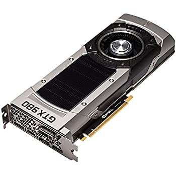 Amazon.com: NVIDIA GeForce GTX 980 4 GB GDDR5, PCIe 3.0 x16 ...