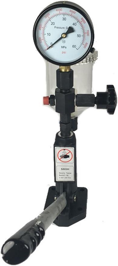 Probador Multifuncional Diesel del inyector del Carril de la CR-C Boquilla Diesel del Carril com/ún Probador del inyector SH60 Vogvigo /¡Productos Combinados