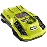 Ryobi P117 - 18-Volt One+ Dual Chemistry IntelliPort Charger
