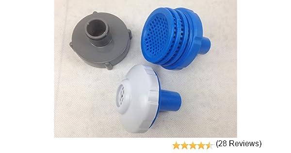 Set para bomba y filtro de piscinas Intex de hasta 457 cm de ...