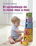 El aprendizaje de tu bebé mes a mes: Estimula el desarrollo de tu hijo jugando (Padres E Hijos (l.Cupula))