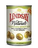 Lindsay Naturals Green Ripe California Olive 12/6 oz Cans