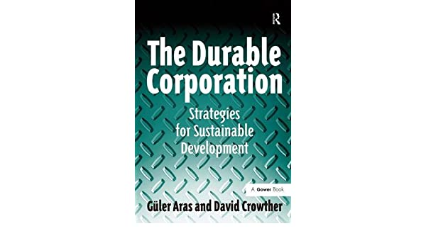 business strategy and sustainability crowther david aras guler