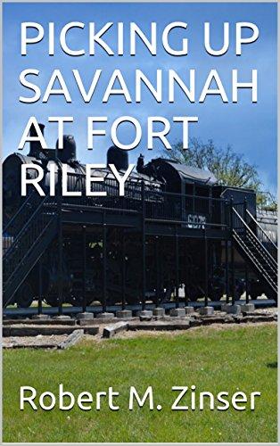 PICKING UP SAVANNAH AT FORT RILEY