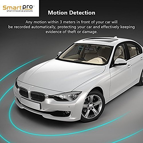 SPEED TRAP DETECTOR, 2018 NEW INNO 2 IN 1 RADAR DETECTOR, WITH HD DVR DASH CAM, 2 in 1 HD DASH CAM by SMART TECH by Smart Tech (Image #4)