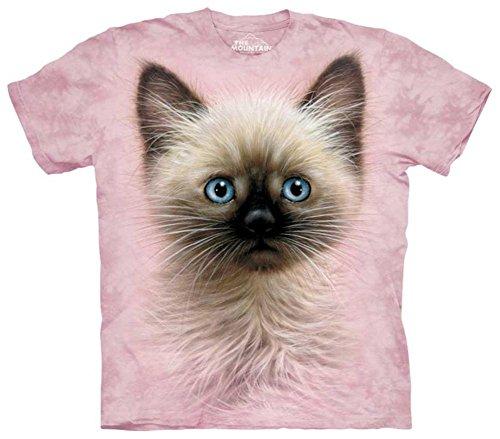 "The Mountain Kinder T-Shirt ""Black & Tan Kitten"""
