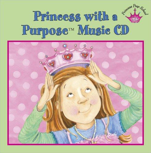 Princess with a Purpose Music CD