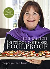 #1 NEW YORK TIMES BESTSELLERMillions of people love Ina Garten because she writes recipes that make home cooks look great; family and friends shower them with praise and yet the dishes couldn't be simpler to prepare using ingredients found in...