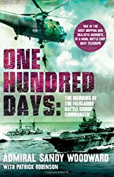 One Hundred Days. Sandy Woodward with Patrick Robinson