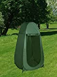 jn.widetrade Privacy Pop up Tent Vertical Dressing Changing Room for Outdoor Camping Beach Portable Shower Toilet with Window & eBook by