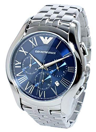EMPORIO ARMANI Watch Chronograph Quartz AR 1787 Blue Men Japan