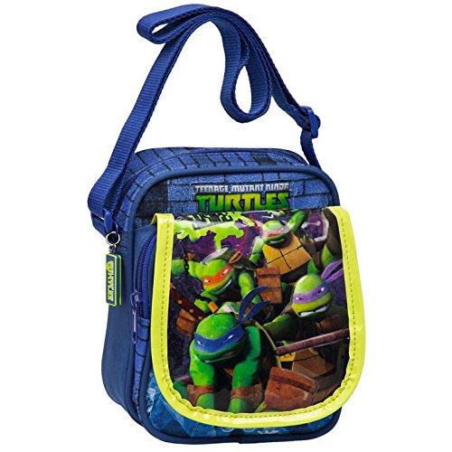 Tortugas Ninja-Bolso bandolera, diseño de Las Tortugas Ninja ...
