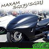 TOPMOST製 MAXAM マグザム SG17J SG21J 白ゲル フロント 106フェイス Type-1 マスク 未塗装 外装 パーツ #