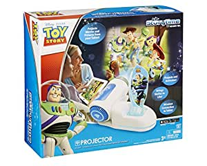 Tech 4 Kids Story Time Theater with Buzz Light Year Press N Play