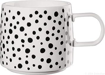 LCuisineamp; Mug 35 Asa 0 Blancnoir Maison Dotty Muga E92IWHD