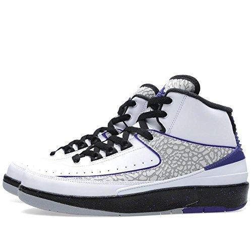 low priced 2cbfe fa0f5 cheap nike air jordan 2 retro BG hi top trainers 395718 sneakers shoes (uk  5.5