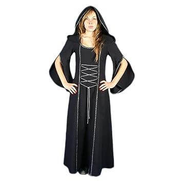 Traje medieval mujer Morgana: Amazon.es: Juguetes y juegos