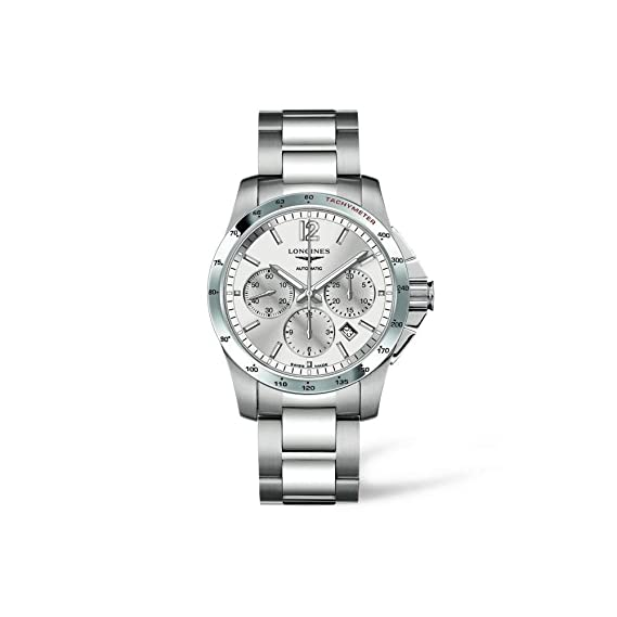 Reloj Longines Conquest Column-Wheel
