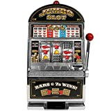 Trademark Gameroom Jumbo Slot Machine Bank - Replication