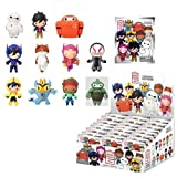 Disney Big Hero 6 Figural 3-D Key Chain 6-Pack