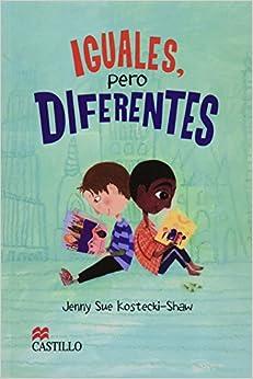 Book Iguales pero diferentes SA 1E MA