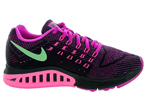 PNK Nike para BL Zapatillas 18 FLASH W mujer PW FCHS Structure Zoom Air rnSAvWrH