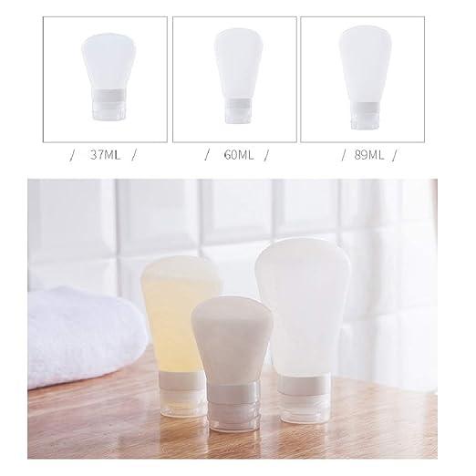 Amazon.com: Anytec - Juego de 3 botellas de silicona para ...