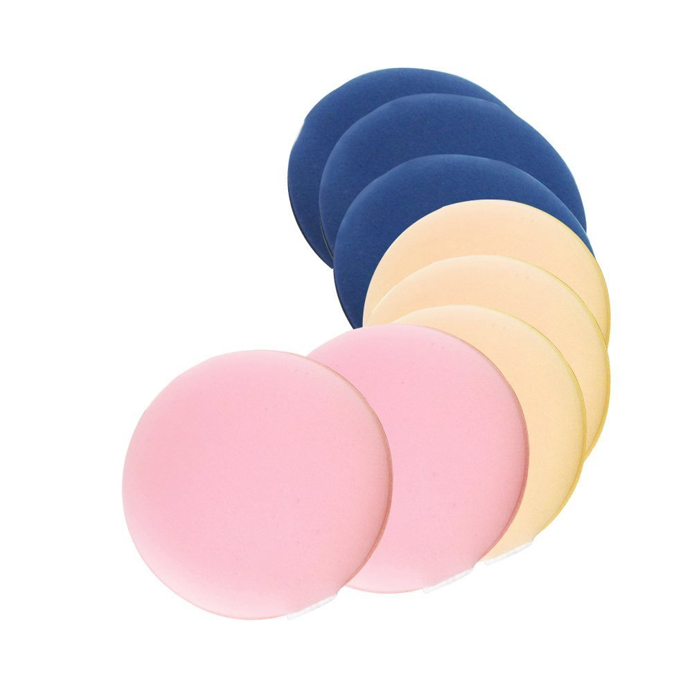 Spugne makeup Blenders Frcolor Dry Wet Air Cushion cipria, confezione da 8