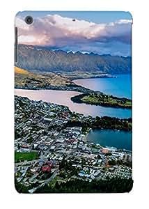 QhMlfNM2967UbHFq Lake Wakatipu, Queenstown Awesome High Quality Ipad Mini/mini 2 Case Skin/perfect Gift For Christmas Day