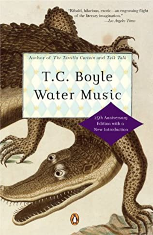 book cover of Water Music
