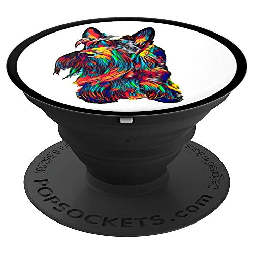 Scottish Terrier - PopSockets Grip and Stand for Phones and - Scottish Terrier Iphone