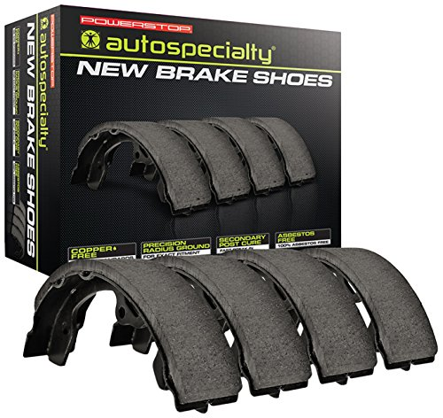 Crown Jeep Brake Shoe - 2