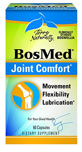 Standardized Extract Devils Claw (Terry Naturally BosMed Joint Comfort - 60 Capsules)