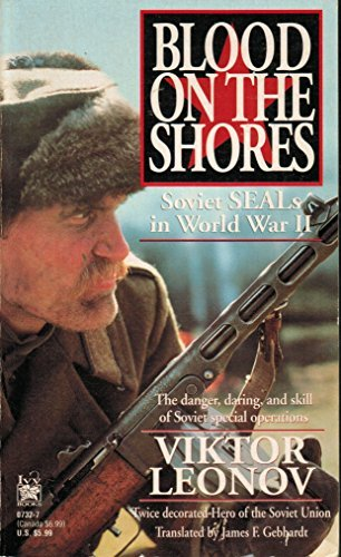 Blood On The Shores: Viktor Leonov: 9780804107327: Amazon.com: Books