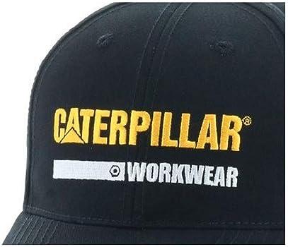 Caterpillar Cat Workwear Gorra de algodón Absorbente de Humedad ...