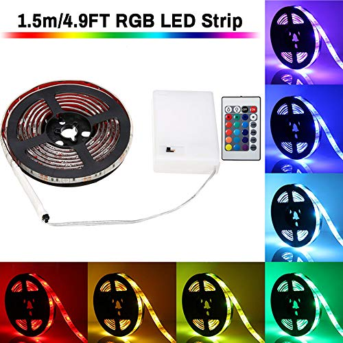 Changeable Led Light Strips in US - 3