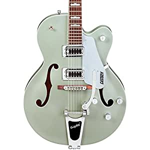 gretsch g5420t electromatic single cutaway hollow body guitar aspen green musical. Black Bedroom Furniture Sets. Home Design Ideas