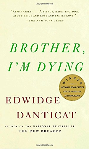Search : Brother, I'm Dying (Vintage Contemporaries)