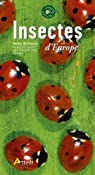 Insectes d'Europe par Bellmann