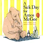 A Sick Day for Amos McGee Audiobook by Philip C. Stead Narrated by David deVries