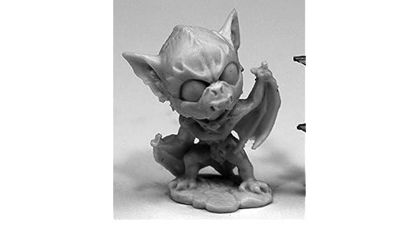 Amazon.com: Reaper Miniatures 77612 Bonesylvanians Drak, Bones Miniature: Toys & Games