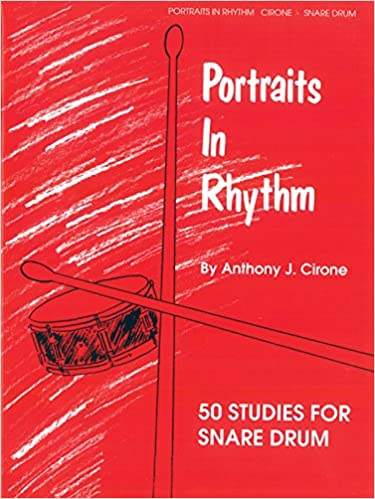 CIRONE PORTRAITS IN RHYTHM PDF