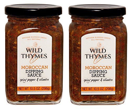 moroccan dressing for couscous - 1